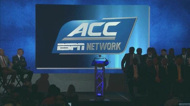 super popular 7aa6e efd59 A year from launch, ACC Network could set sail in choppy media waters