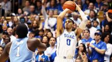 IMAGES: Photos: Duke gets past UNC at Cameron, 86-78