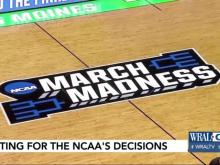Brown: Bidding NC schools, cities await NCAA site host decisions