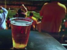 Alcohol in college athletics