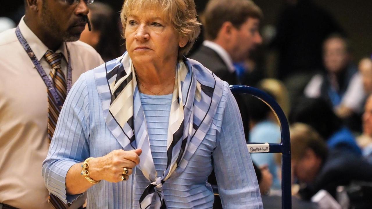 b745c78194e0 Sylvia Hatchell resigns as UNC women s basketball coach    WRALSportsFan.com