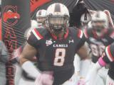 Fialko: Milhouse seeking to be first ever Campbell player drafted into NFL
