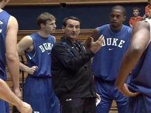 Jennings: Coach K energized for season
