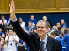 Duke vs UNCA - Tom Suiter