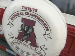 Alabama is the defending national champion in college football and ranked No. 1 in 2010.