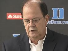08/07: Cutcliffe: Hard saying goodbye to Holliday