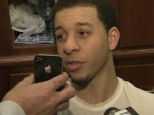 Curry: We came out with intensity