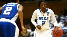 Duke women advance with 67-51 win over Hampton