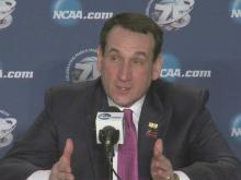Krzyzewski: Not one part of me wanted this season to be over
