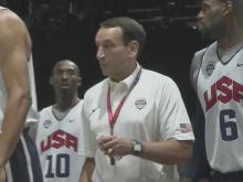Mike Krzyzewski, Team USA