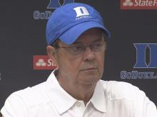 Cutcliffe: I'm not deterred