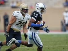 Duke dominates Navy, 35-7