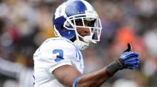 Duke rallies, holds on to top Wake Forest, 28-21