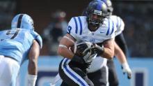 IMAGES: Duke defeats North Carolina, 27-25