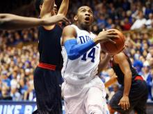 In a back-and-forth second half Saturday, Duke emerged late and held on to beat Maryland, 69-67.