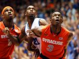 Duke beats top-ranked Syracuse, 66-60