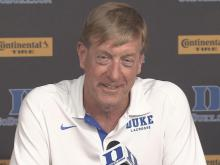 Danowski: We never talk about championships