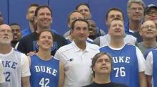 IMAGE: Duke players reunite at K Academy