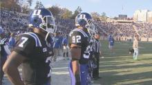 Fialko: Duke football dealing with high expectations