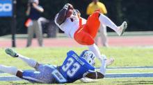 Duke outlasts Virginia, 20-13