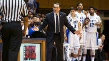 IMAGES: Images: Duke wins by 20 for Coach K's 990th