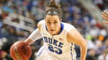 IMAGE: Greenwell, Brown set the tone as Duke's 'Splash Sisters'