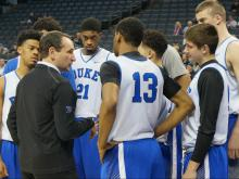 Duke practices ahead of NCAA start