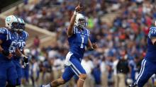IMAGE: Former Duke QB Thomas Sirk to finish career at ECU