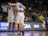 Duke holds off UNCW in NCAA Tourney opener