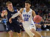 Duke beats Yale to reach Sweet 16