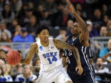 Duke beats Yale to reach Sweet 16
