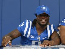 Duke returns to fans after bowl win, hosts Meet the Devils