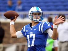 Duke dominates NC Central in opener, 49-6