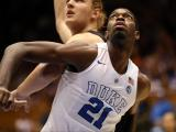 Duke eases past App State, 93-58