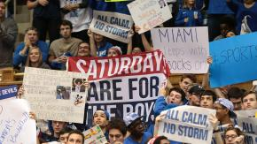 ESPN's Game Day invades Cameron