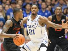 Duke vs. Miami