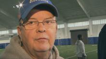 David Cutcliffe Pic-Spring Ball