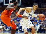 Duke survives scare from Clemson, 64-62