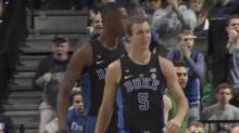 IMAGES: Duke downs Notre Dame 75-69 to win ACC title
