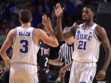 Duke takes on Troy in NCAA opener