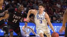 Duke rolls past Troy in NCAA opener, 87-65