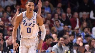 Duke battles South Carolina in Greenville