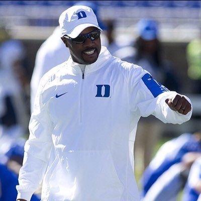 Duke Assistant Football Coach