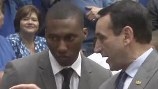 Fialko: Duke's Smith learning coaching trade secrets