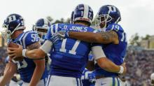 Duke has huge offensive day in 60-7 win over NCCU