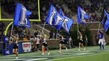 IMAGES: Duke trounces NCCU, 60-7