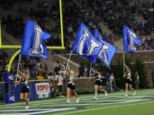 Duke crushes NCCU, 60-7
