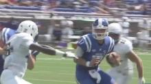 Jones does it all, leads Duke to win over Northwestern