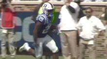 Fialko: Duke's ground game saves Jones' bad day