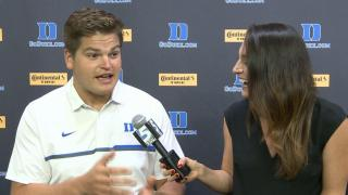 Harding: Duke is in a great position heading to UNC